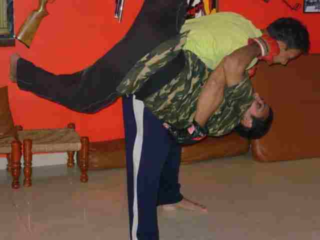 Learn kung fu mumbai